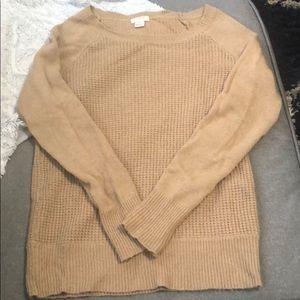 J. Crew round neck sweater
